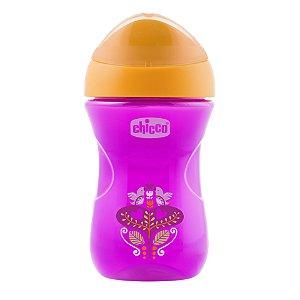 Copo Easy Cup 12m+ Coração Floral - Chicco