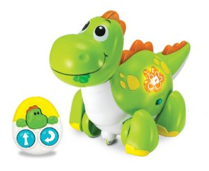 Brinquedo Dino Ande Comigo - Winfun
