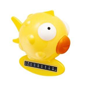 Termômetro para banheira Peixinho Amarelo - Clingo