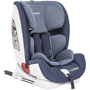 Cadeira para Auto Mars 9 à 36kg Azul Marinho Isofix - Kiddo