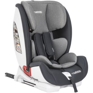 Cadeira para Auto Mars 9 à 36kg Grafite Isofix - Kiddo