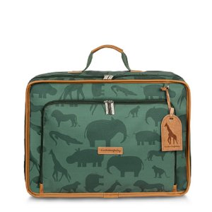 Mala Vintage Safari Verde - Masterbag Baby