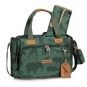 Bolsa Térmica Anne Safari Verde - Masterbag Baby