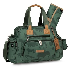 Bolsa Térmica Everyday Safari Verde - Masterbag Baby