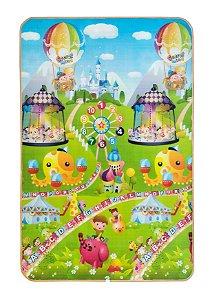 Tapete Fun Park 200 x 150 cm - Pecci Pecci