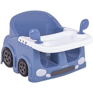 Cadeira Portátil para Alimentação Drive Azul - Kiddo