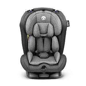 Cadeira para Auto Smart 360º Isofix Cinza - Litet
