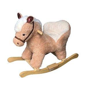 Cavalo de Balanço Musical - Modali Baby