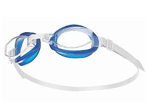 Óculos Natação Fiorella Cristal/Azul