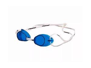 Óculos Para Natação Swedish Pro Azul Hammerhead