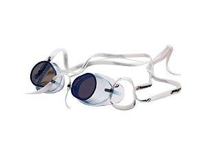 Óculos Para Natação Swedish Pro Espelhado Azul - Hammerhead