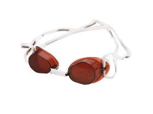 Óculos Para Natação Swedish Pro Marrom - Hammerhead