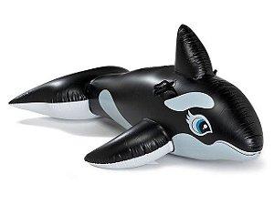 Bote Inflável Orca Gigante Intex