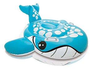 Bote Inflável Baleia Azul Grande