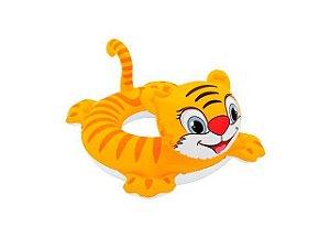 Bote Inflável Tigre com Assento