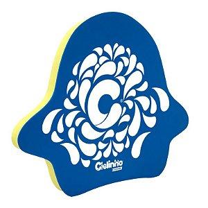 Prancha Para Natação Logo Water Cielinho
