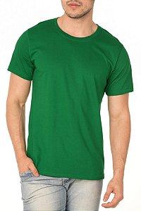 Camiseta Masculina Lisa Verde