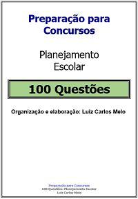 Simulado de 100 Questões  Planejamento Escolar