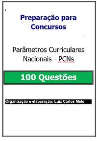 Simulado: 100 Questões Parâmetros Curriculares Nacionais - PCNs