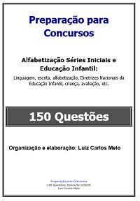 Simulado de 150 Questões  - Séries Iniciais e Alfabetização