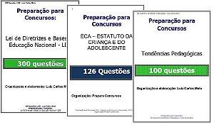 526 Questões - Ldb, Eca, Tendências Pedagógicas