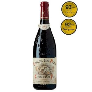 CHATEAUNEUF-DU-PAPES BOSQUET DES PAPES TRADITION 2016