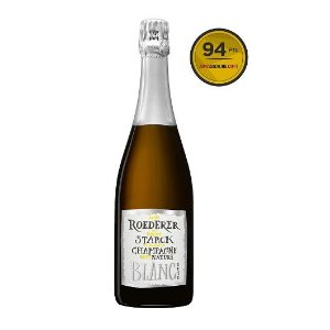 CHAMPAGNE LOUIS ROEDERER BRUT NATURE ET PHILIPPE STARCK 2012