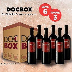 DOC BOX CUSUMANO NERO D'AVOLA IGT 2016