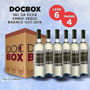 DOC BOX VAL DA UCHA VINHO VERDE BRANCO DOC 2018