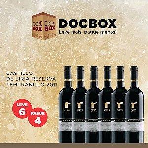 DOC BOX CASTILLO DE LIRIA RESERVA TEMPRANILLO 2011