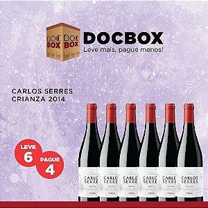 DOC BOX CARLOS SERRES CRIANZA 2014