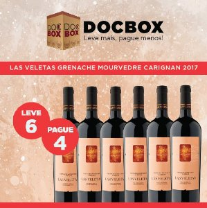 DOC BOX  6GFS - LAS VELETAS GRENACHE MOURVEDRE CARIGNAN 2017
