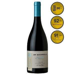 Cono Sur 20 Barrels Limited Edition Syrah 2017