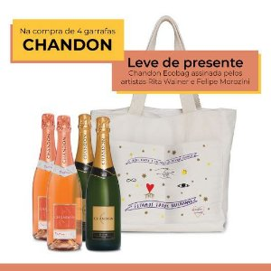 Kit Chandon Ecobag 4gfs