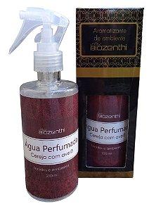 Água perfumada para tecidos e ambiente Biozenthi