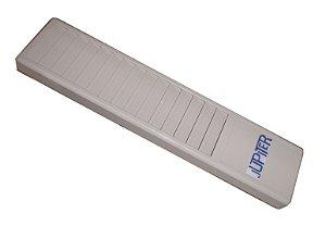 Chapeira em PVC para cartões de ponto