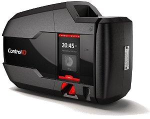 Relógio de ponto REP biométrico Control-iD iD-Class 3.400 digitais - certificado pelo Inmetro - com guilhotina automática, software de apuração de ponto e bobina