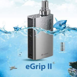 Kit eGrip ll TC 2100 mAh - Joyetech