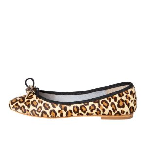 Sapatilha Asapatilha Bailarina Leopard