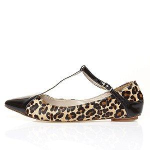 Sapatilha Asapatilha Astromélia Fairy Tale Leopard