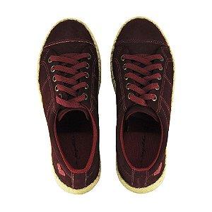Sneaker Asapatilha  Rope Ameixa