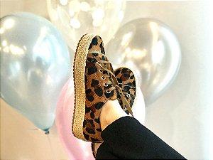 Sneaker Asapatilha  Rope Leopard