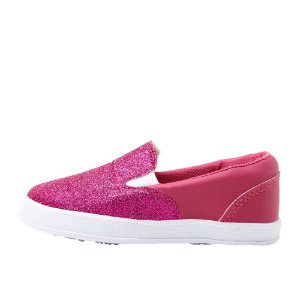 Slip On Ananás Mini Pink