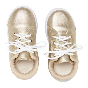 Sneaker Ananás Dourado