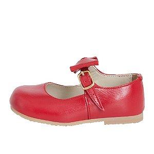 Sapato Asapatilha Mary Jane Cherry