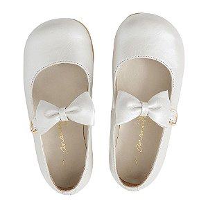 Sapato Ananás Mary Jane Perola