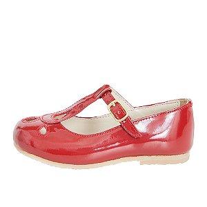 Sapato Asapatilha Mary Jane Beijo