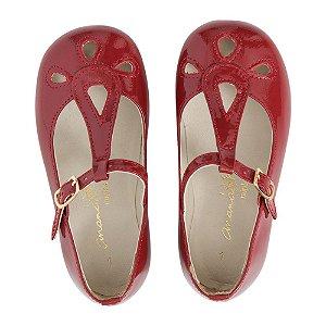Sapato Ananás Mary Jane Beijo