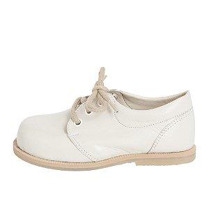 Sapato Asapatilha Brogue John Off White