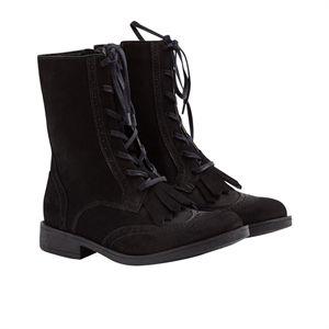 Bota Asapatilha Gabrielle Boots Fringe